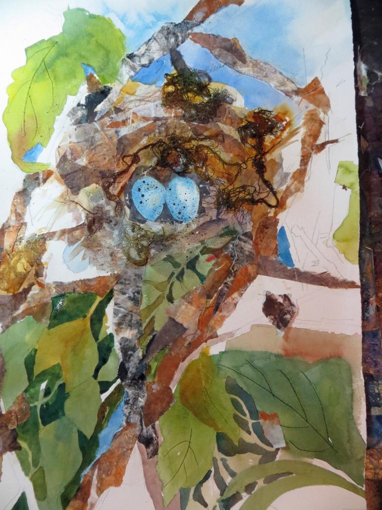 Nest in process