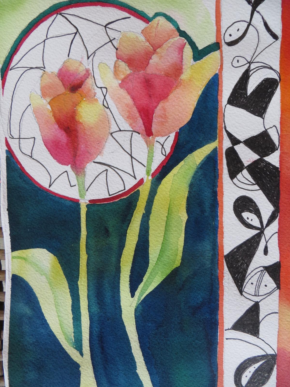 Day 3  My PaintingChallenge
